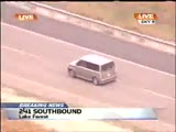 Funny police pursuit