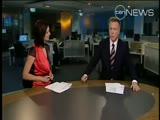 News presenter pays out on co presenter