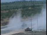 Tanks destroyed by Syrian rebels
