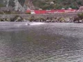 Boat crash in Greymouth New Zealand